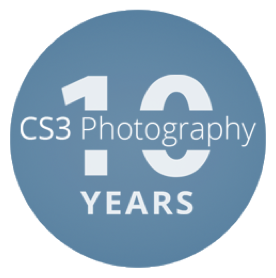CS3 Photography 10 year badge