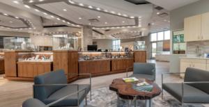 International Diamond Center Interior