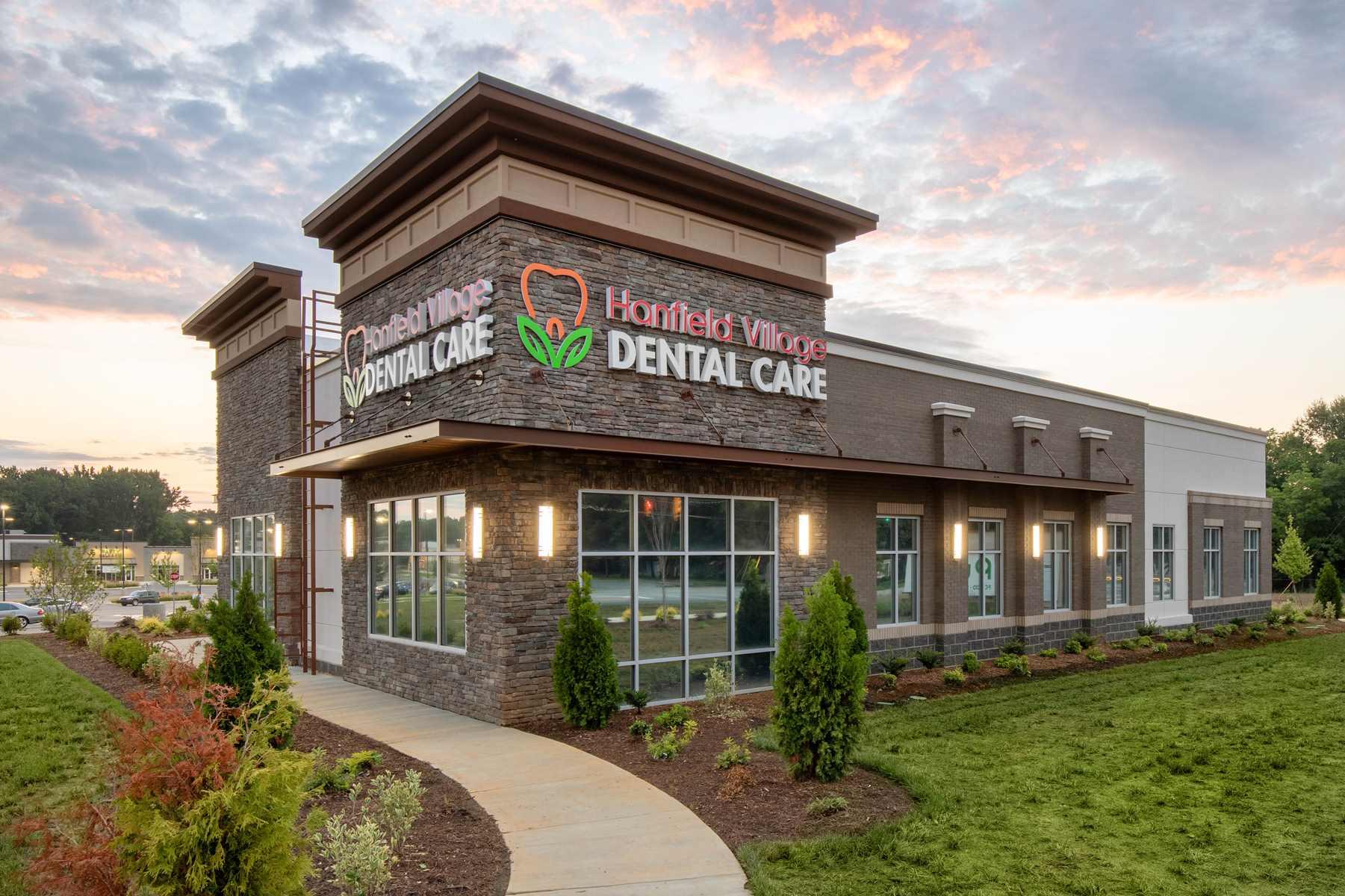 Hanfield Village Dental Care Exterior