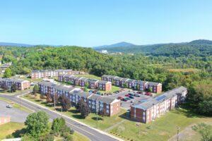 drone fairstead apartments