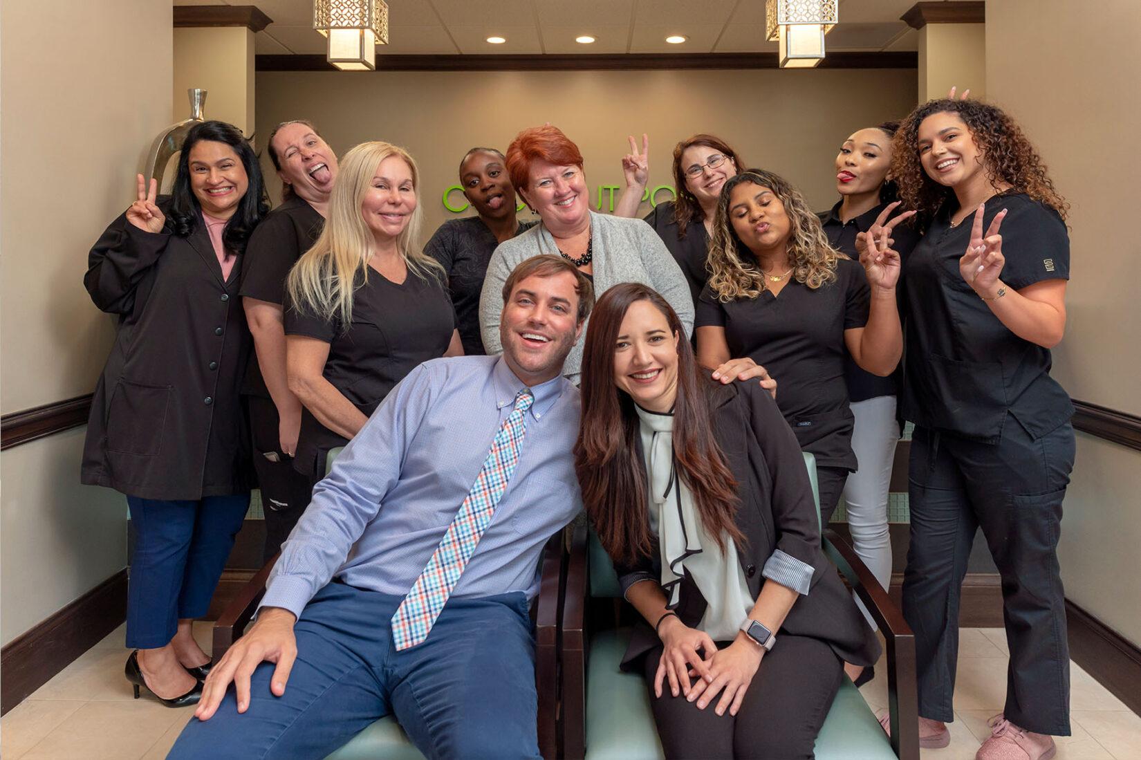 Dental Group Staff Photo