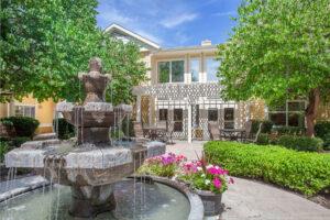 senior housing fountain ext