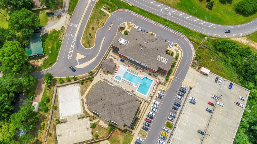 Drone Photography - Evolve Tuscaloosa