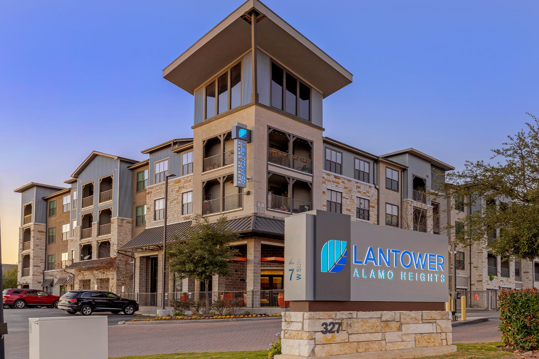 lantower alamo heights