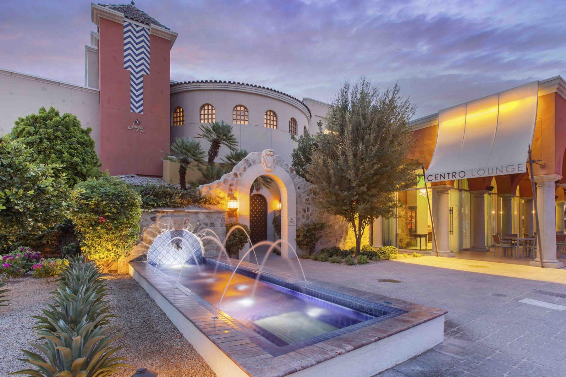 arizona sunset pool resort desert