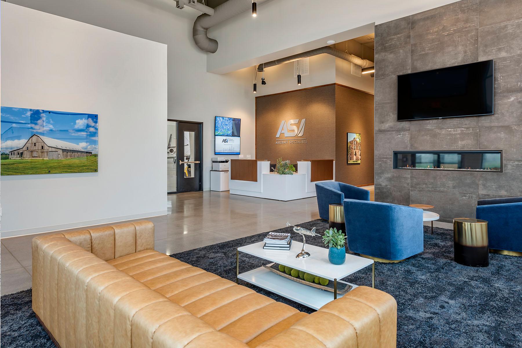 asi office lobby