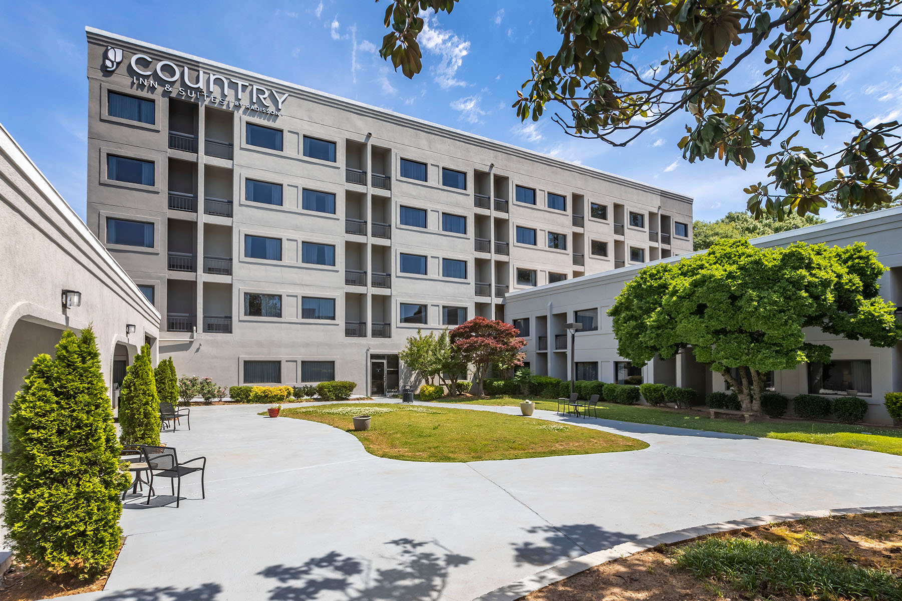 country inn and suites atlanta downtown south