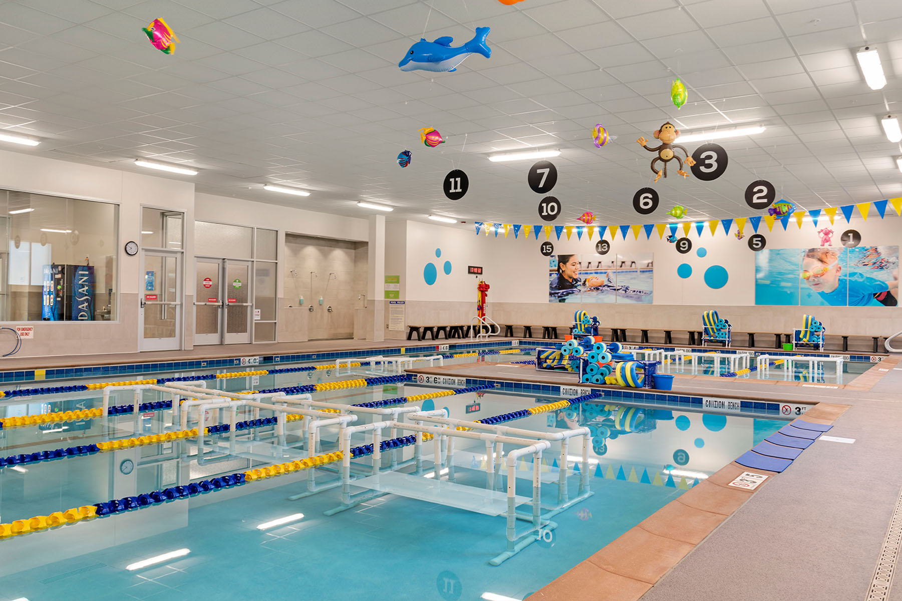 education pool